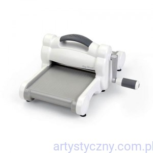 Maszynka Sizzix Big Shot Machine Only (White & Gray)