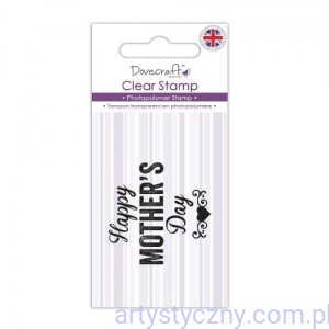 Stempel Akrylowy - Happy Mother's Day 006