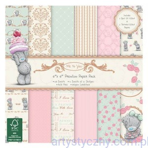 Papiery Ozdobne - Me to You Mother's Day Paper Pack - 15,3x15,3 cm ~ 48 ark