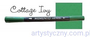 Marker Memento do stempli - Cottage Ivy - Zielony
