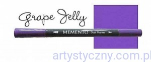 Marker Memento do stempli - Grape Jelly - Fioletowy
