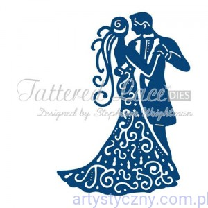 Wykrojnik Tattered Lace - Couple TTL/D169/D